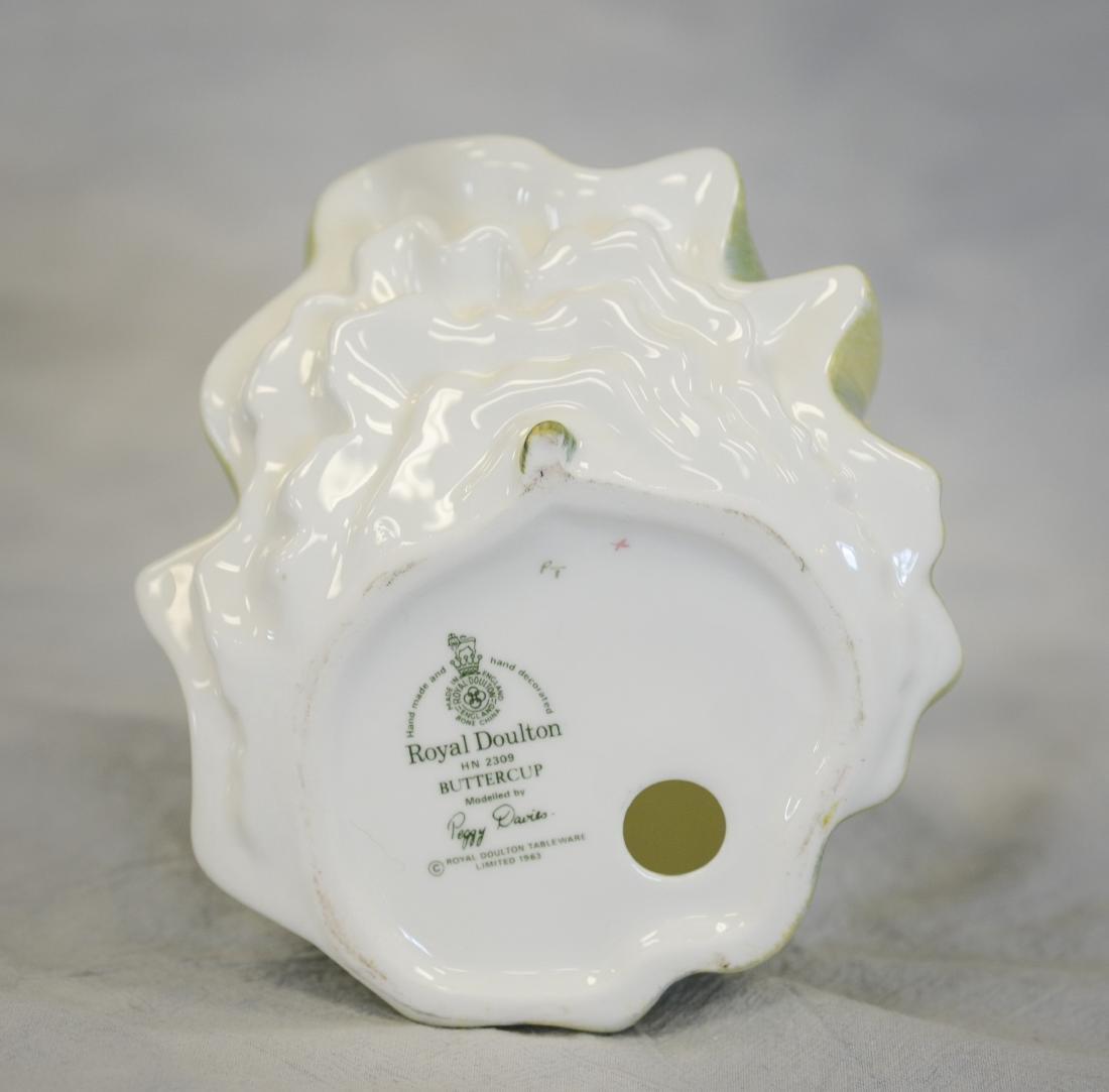 Royal Doulton Buttercup Figurine - 4