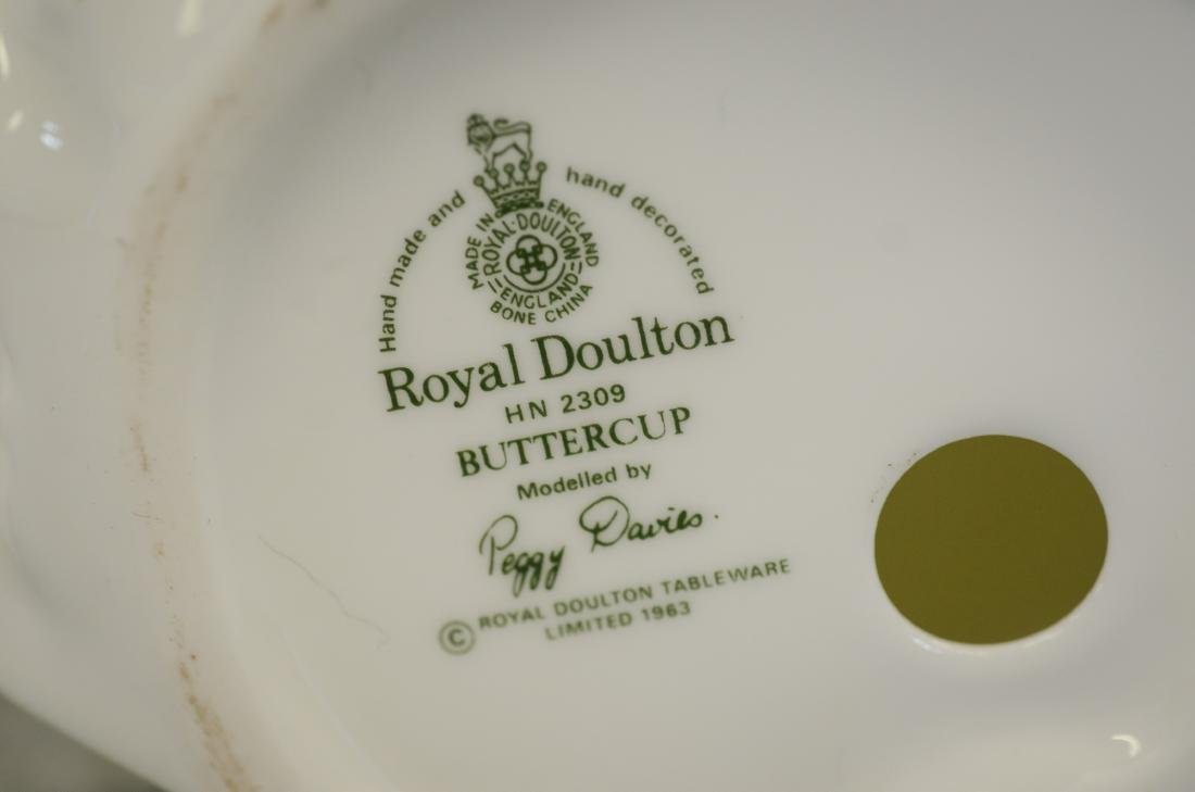 Royal Doulton Buttercup Figurine - 5