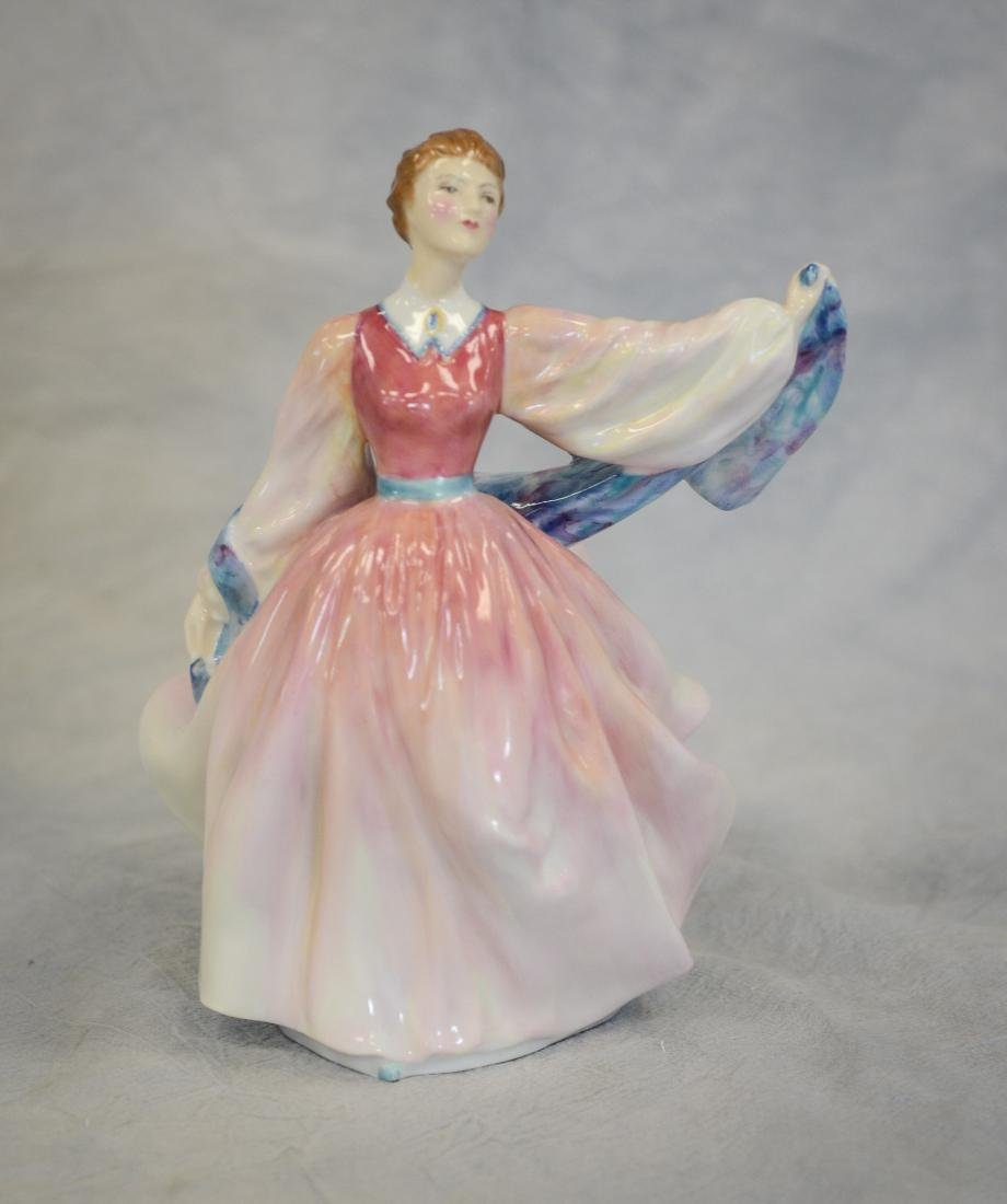 Royal Doulton Gay Morning Figurine
