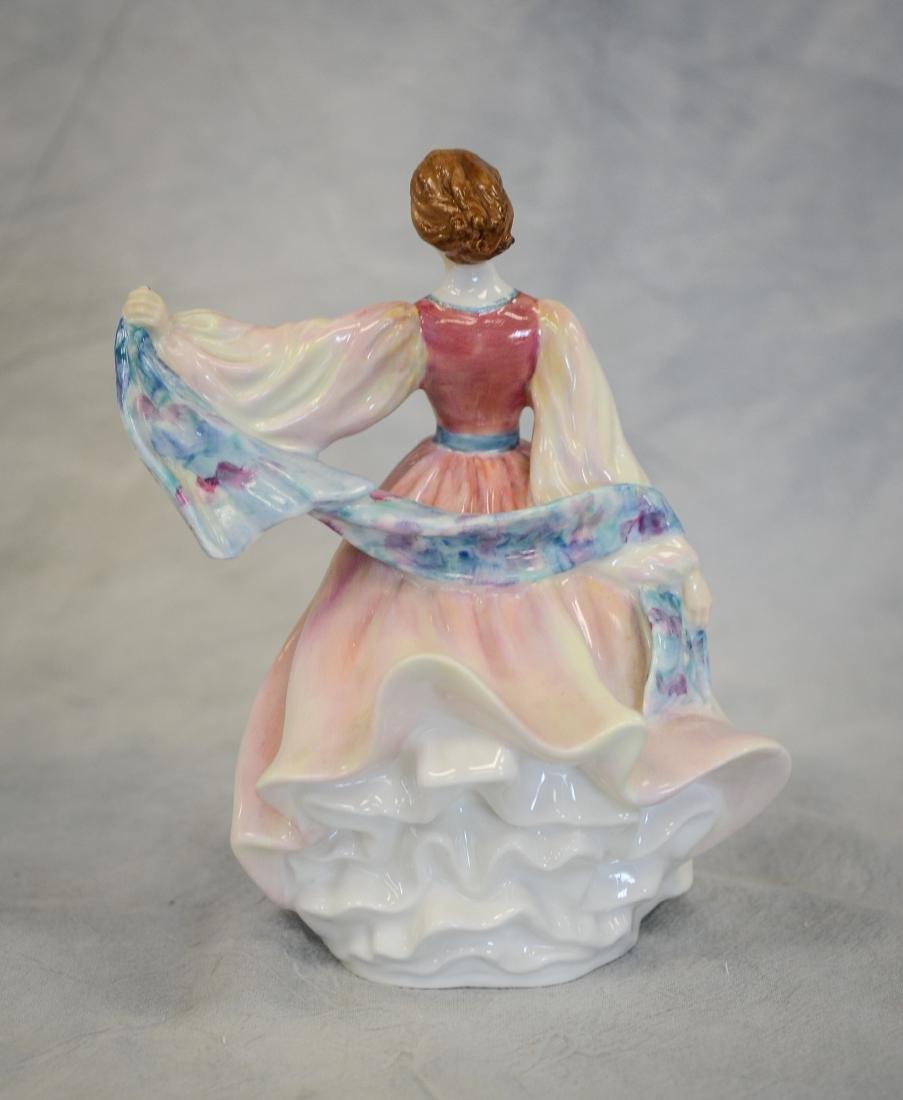 Royal Doulton Gay Morning Figurine - 2