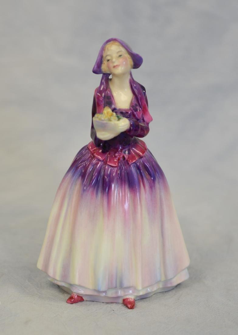 Royal Doulton Dorcas Figurine