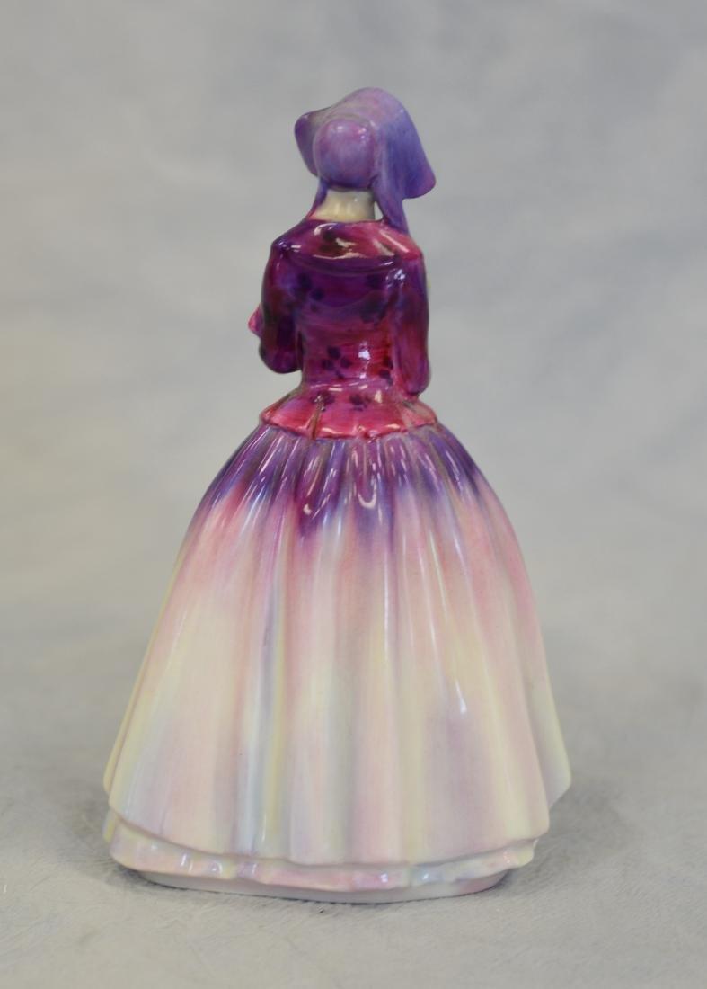Royal Doulton Dorcas Figurine - 2