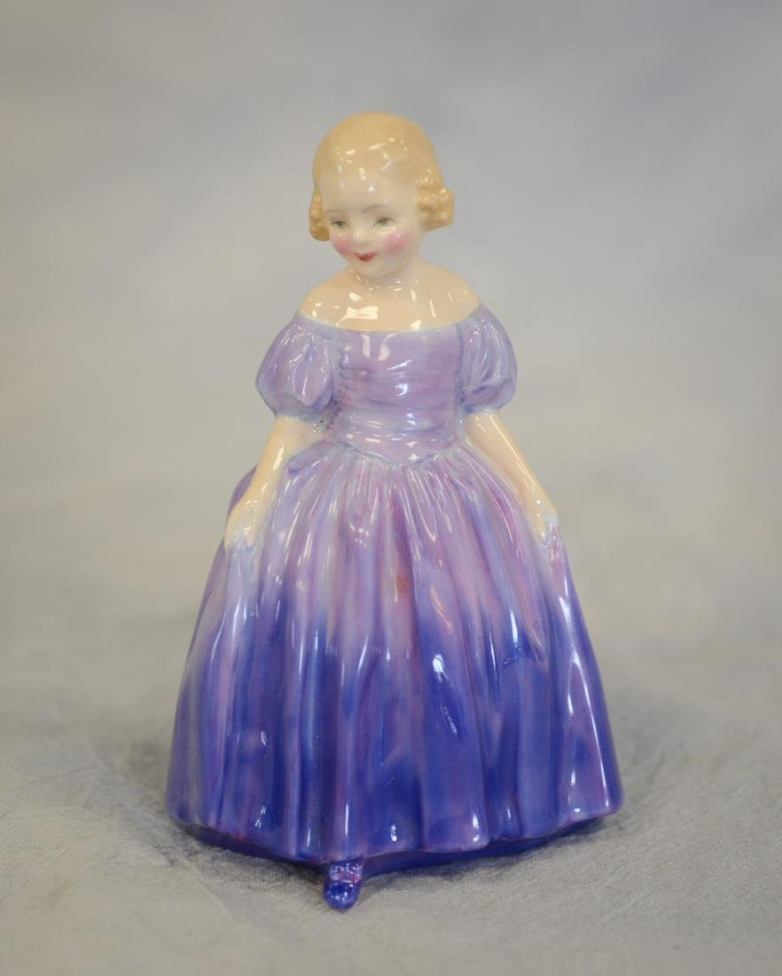(4) Royal Doulton Figurines - 2