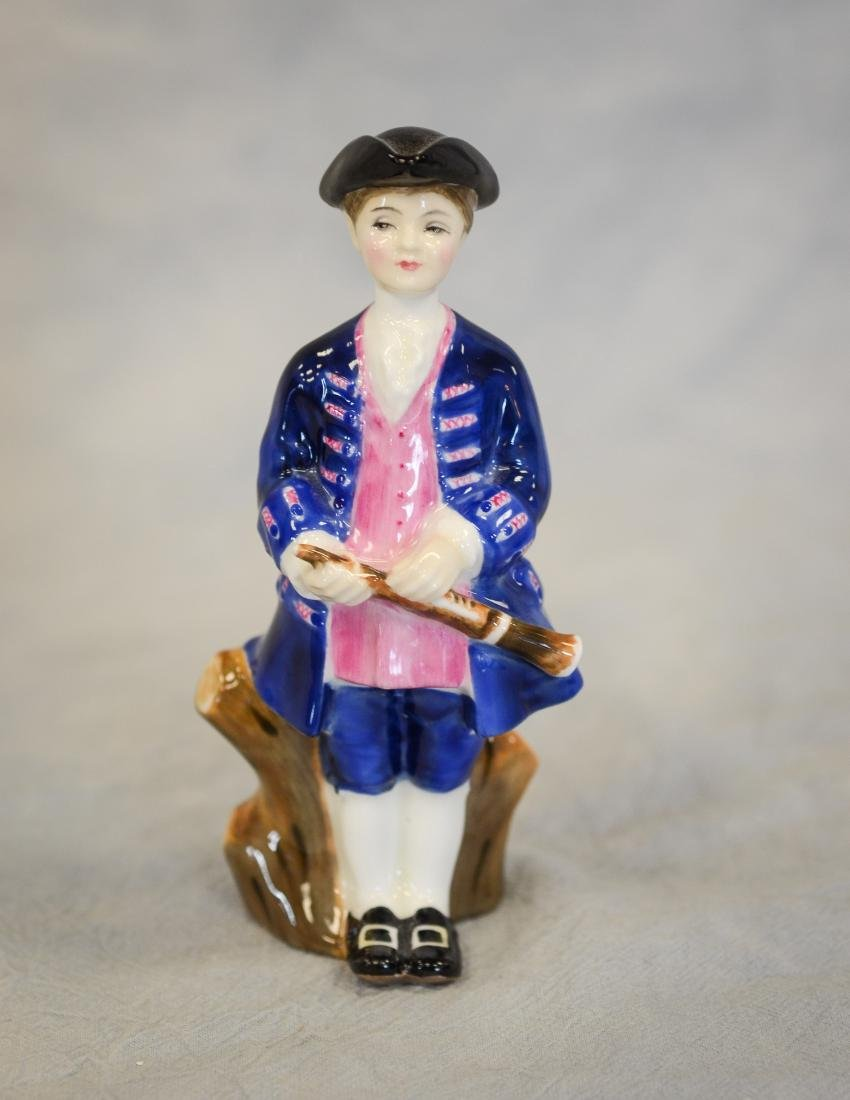 (4) Royal Doulton Figurines - 8