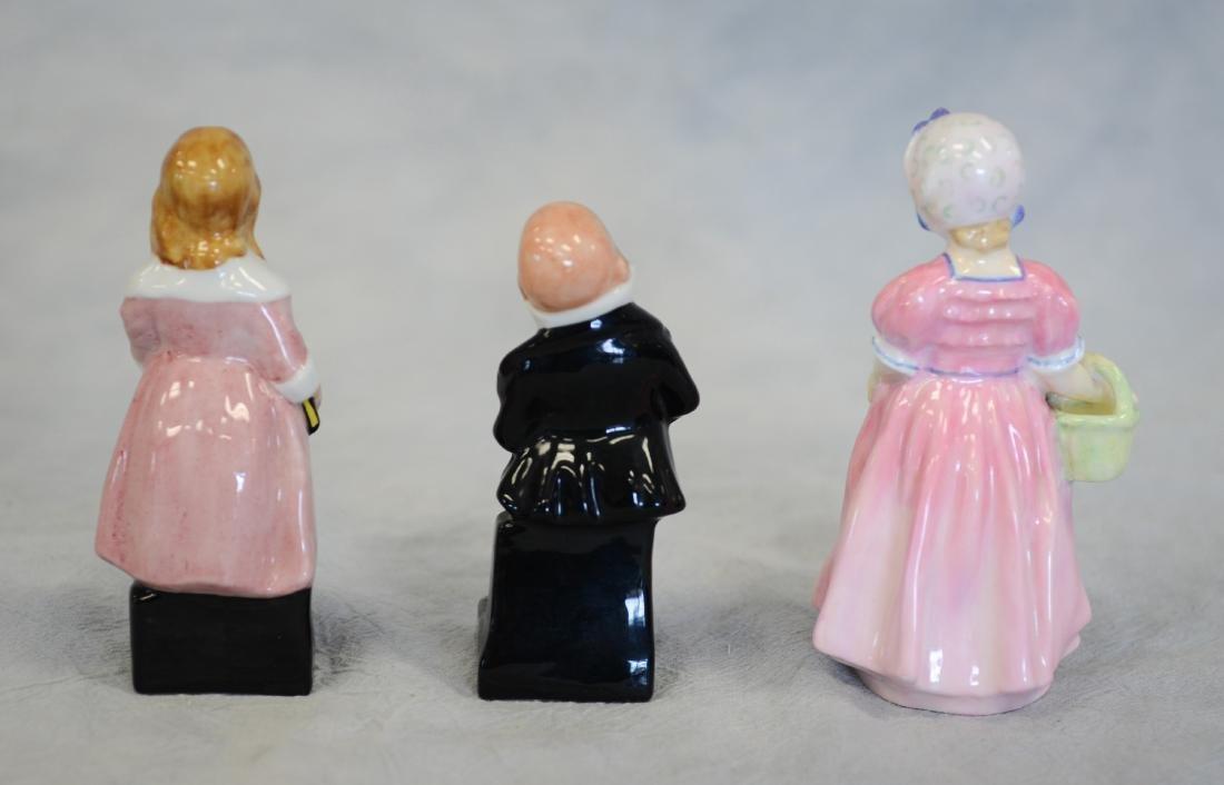 Three (3) Royal Doulton Figurines - 2