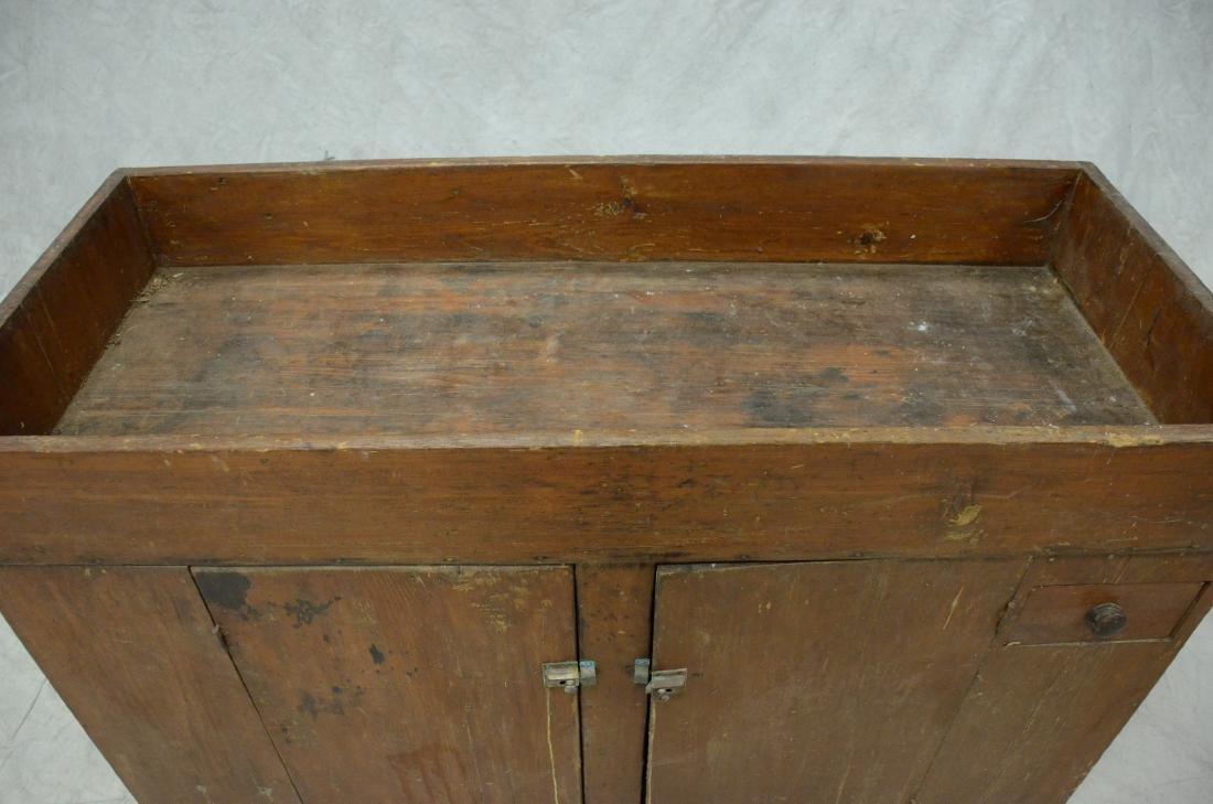 Pine Dry Sink - 2