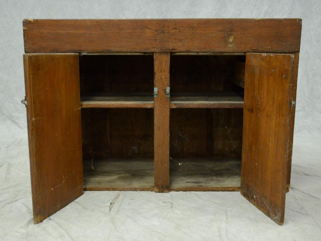 Pine Dry Sink - 3