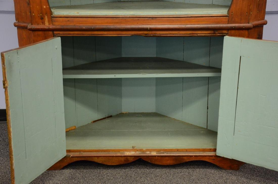 Open Front Corner Cupboard - 3