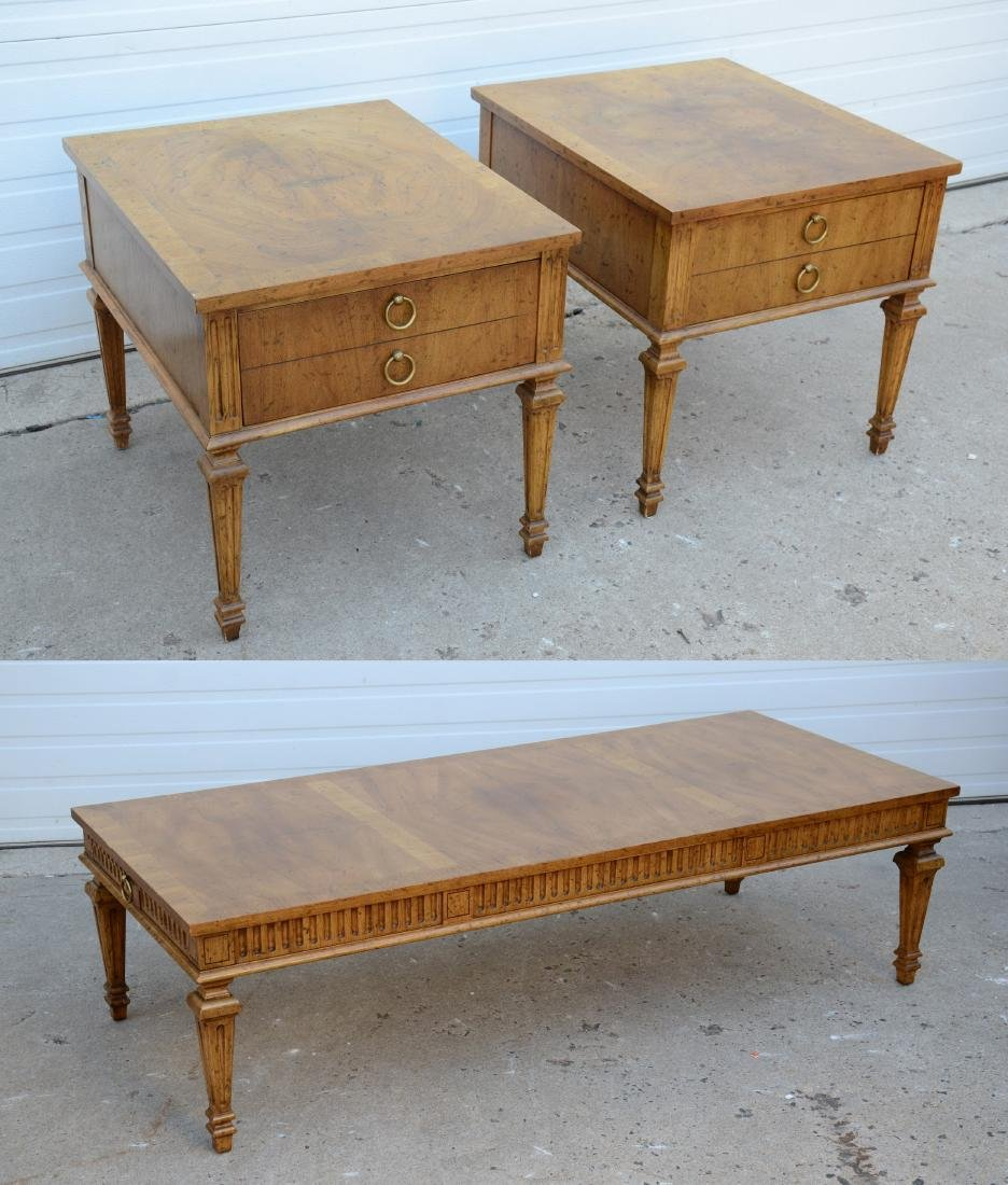 3 Pieces of Heritage Furniture