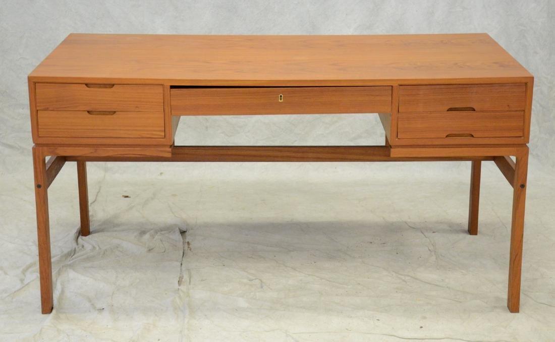 Danish Modern Desk - 2