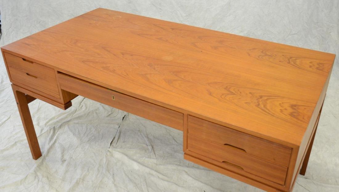 Danish Modern Desk - 3