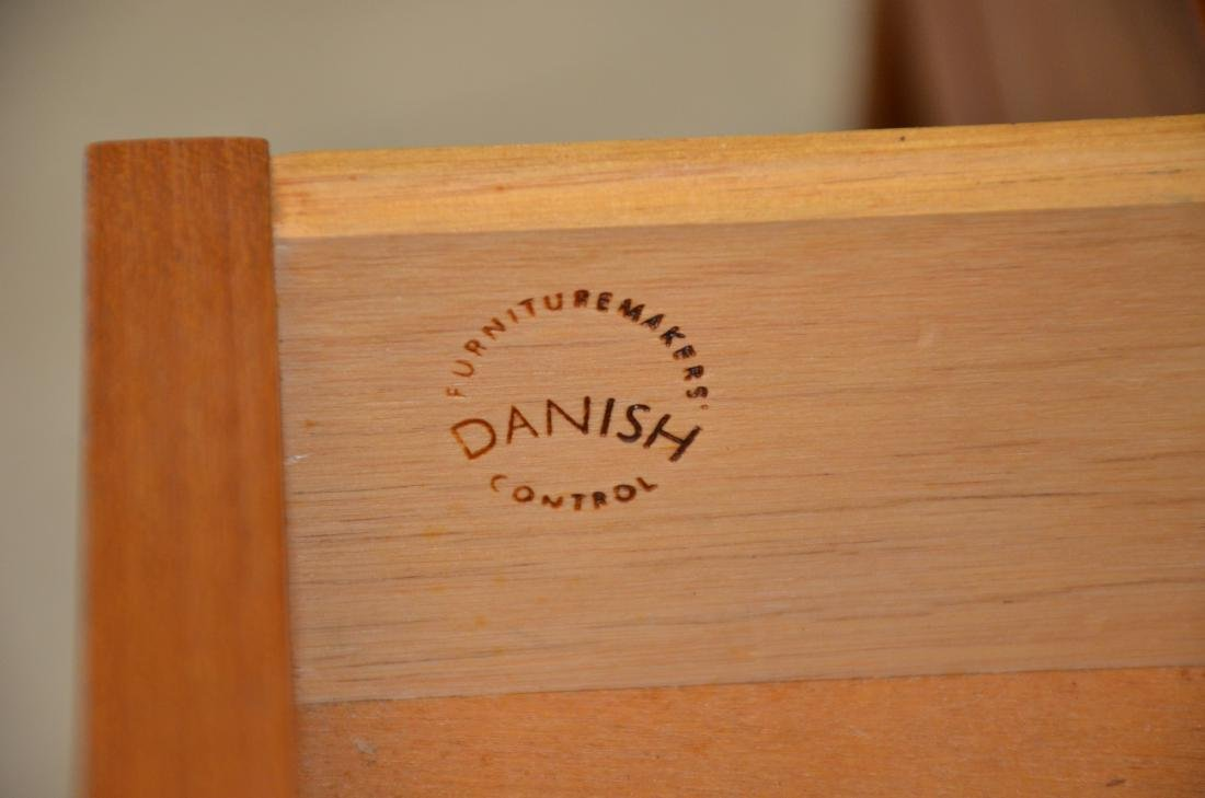 Danish Modern Desk - 6