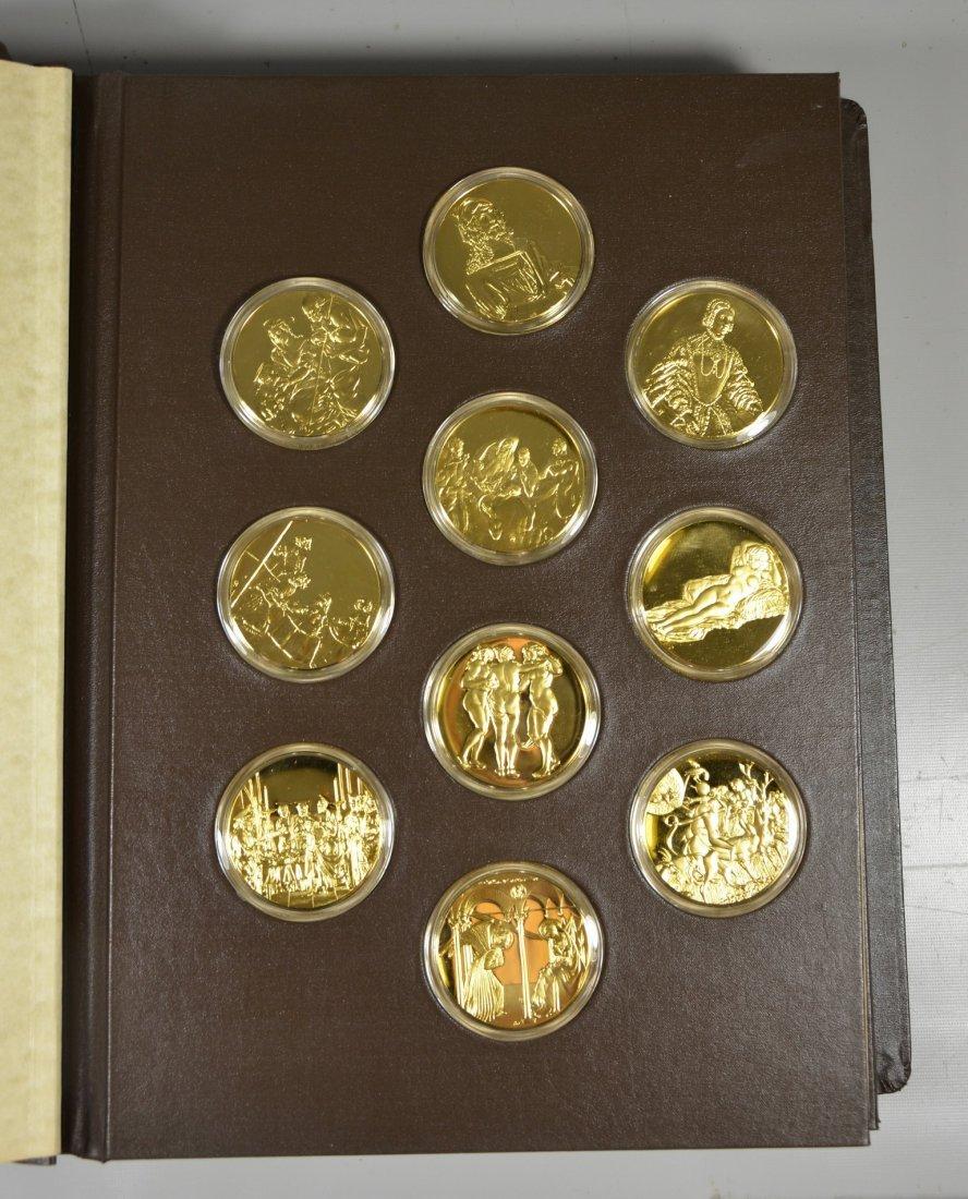 "The Franklin Mint ""Art Treasures of the Prado"", 50 - 2"