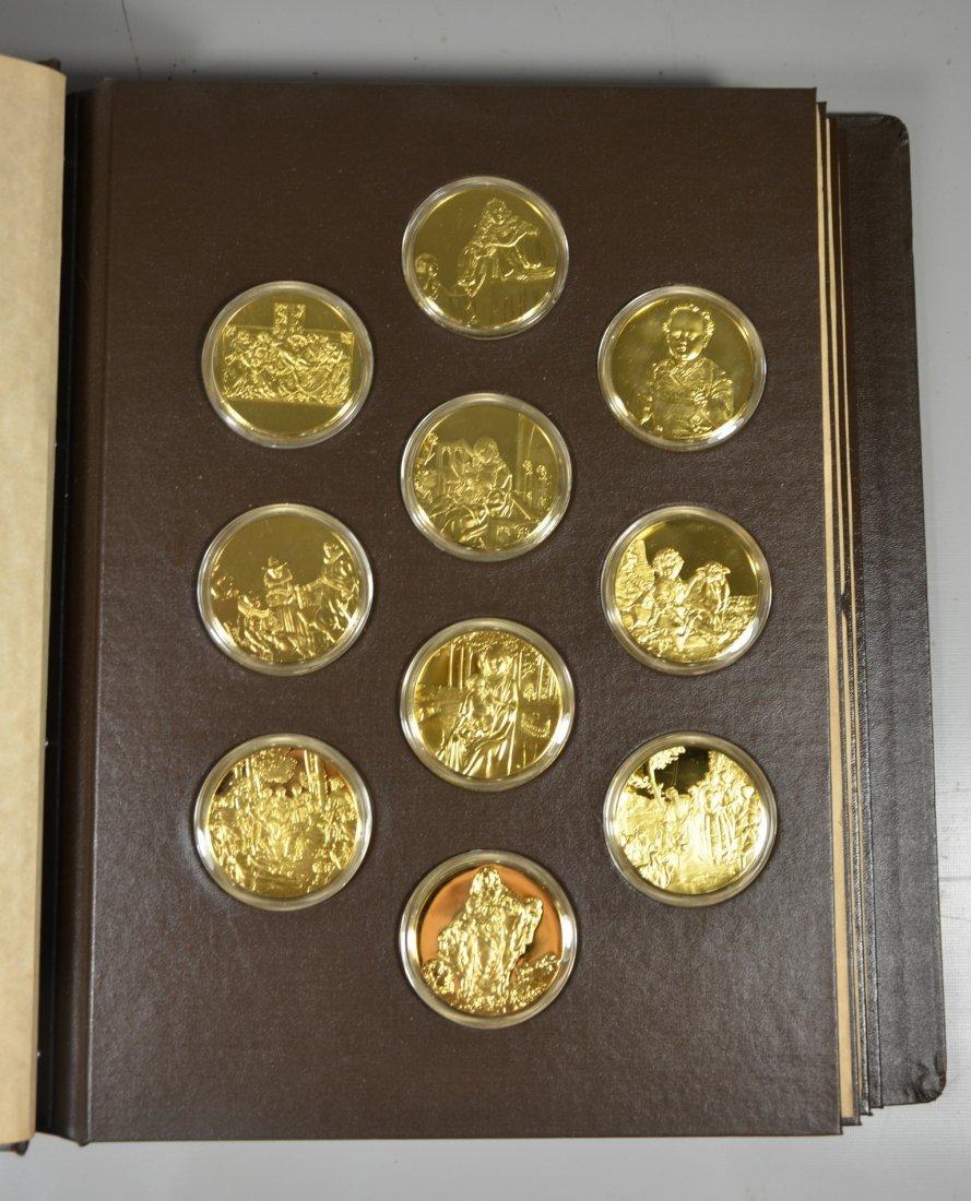 "The Franklin Mint ""Art Treasures of the Prado"", 50 - 3"