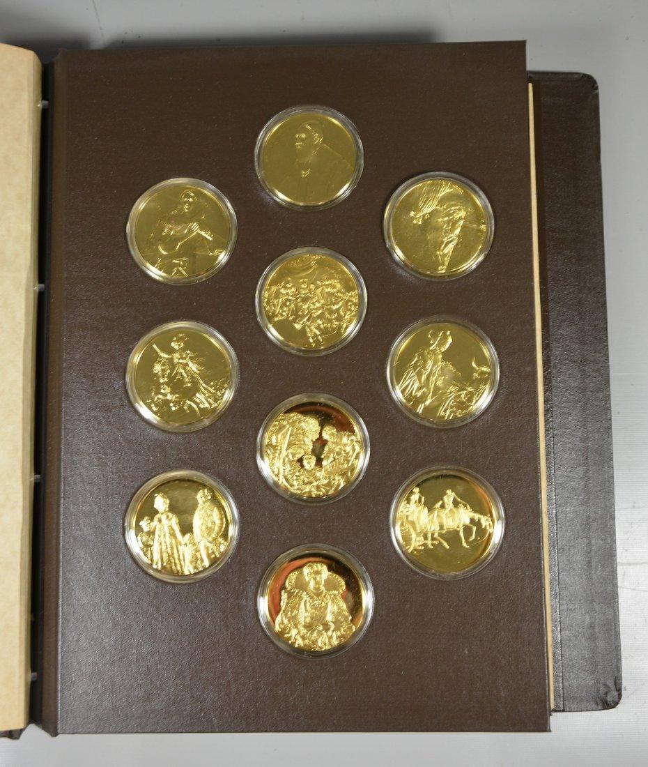 "The Franklin Mint ""Art Treasures of the Prado"", 50 - 4"