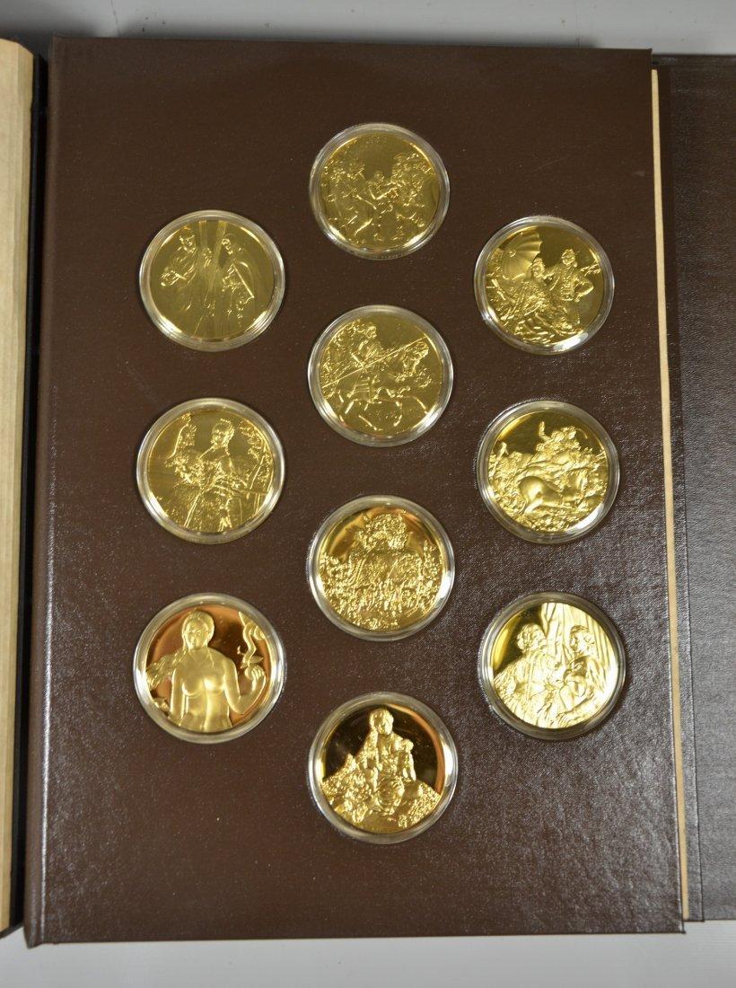 "The Franklin Mint ""Art Treasures of the Prado"", 50 - 5"