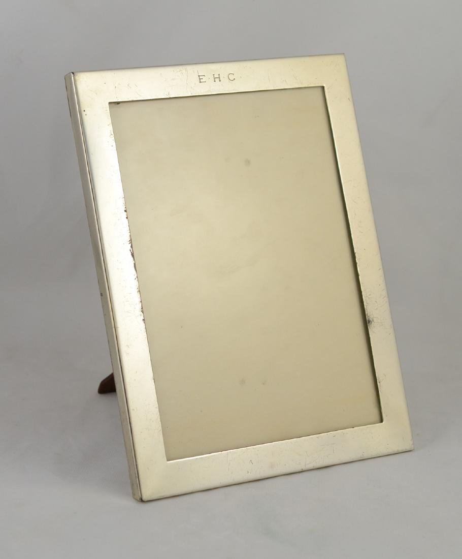 Tiffany & Co sterling silver picture frame, 17695M
