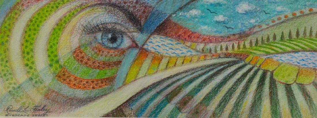 "Russell Lee Finley ""Eyescape Series"""