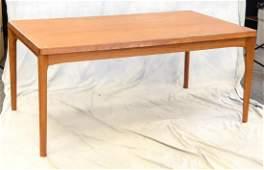 Vejle, Stole Mobelfabrik Teak Dining Table