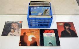 40 Jazz Vinyl LPs Soundtracks and Misc