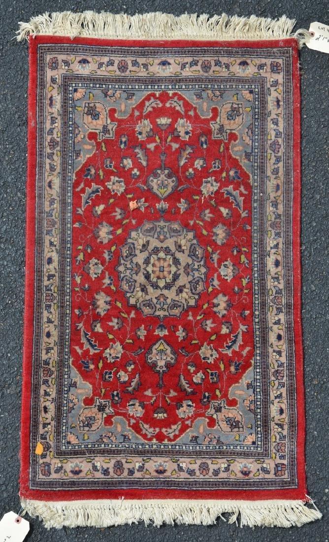 Persian Throw Rug
