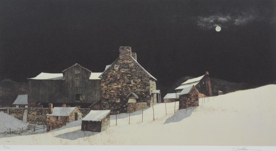 Peter Sculthorpe Signed & Numbered Limited Ed Print
