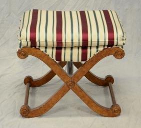 Sherill Klysmos Form Vanity Bench