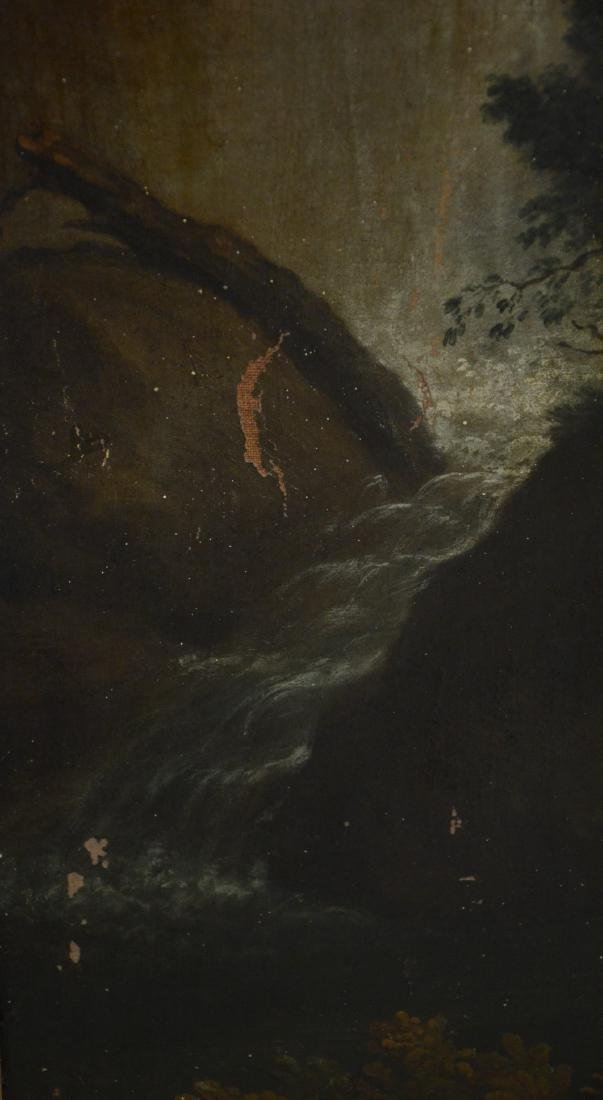 19th C Continental Landscape Painting - 8