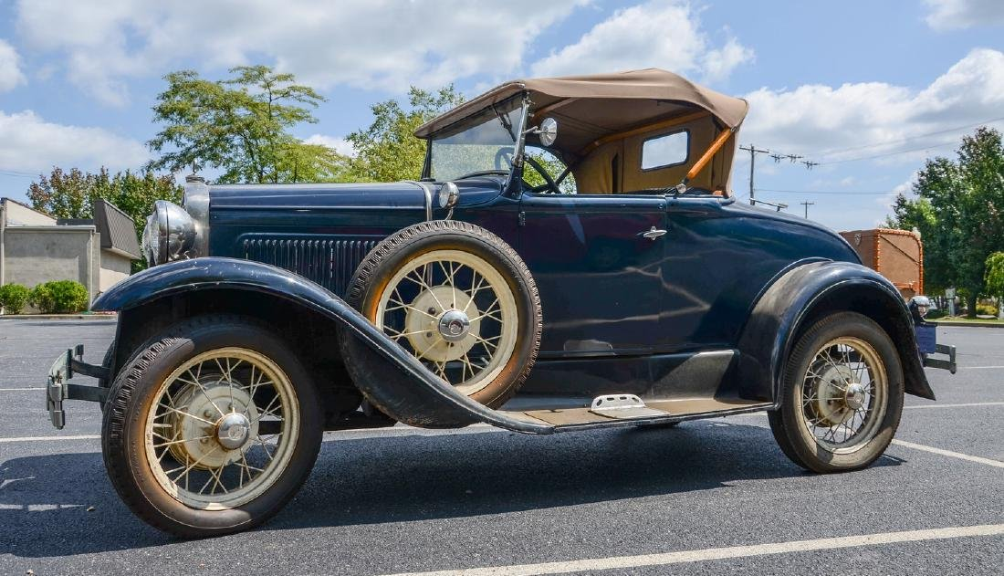 1931 Model A Ford roadster, excellent parade car!!!!!