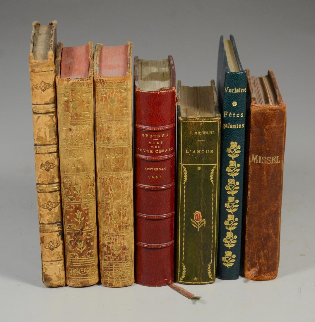 (7) vol: Theatre D'Ancourt, Suetone, Douze Cesars