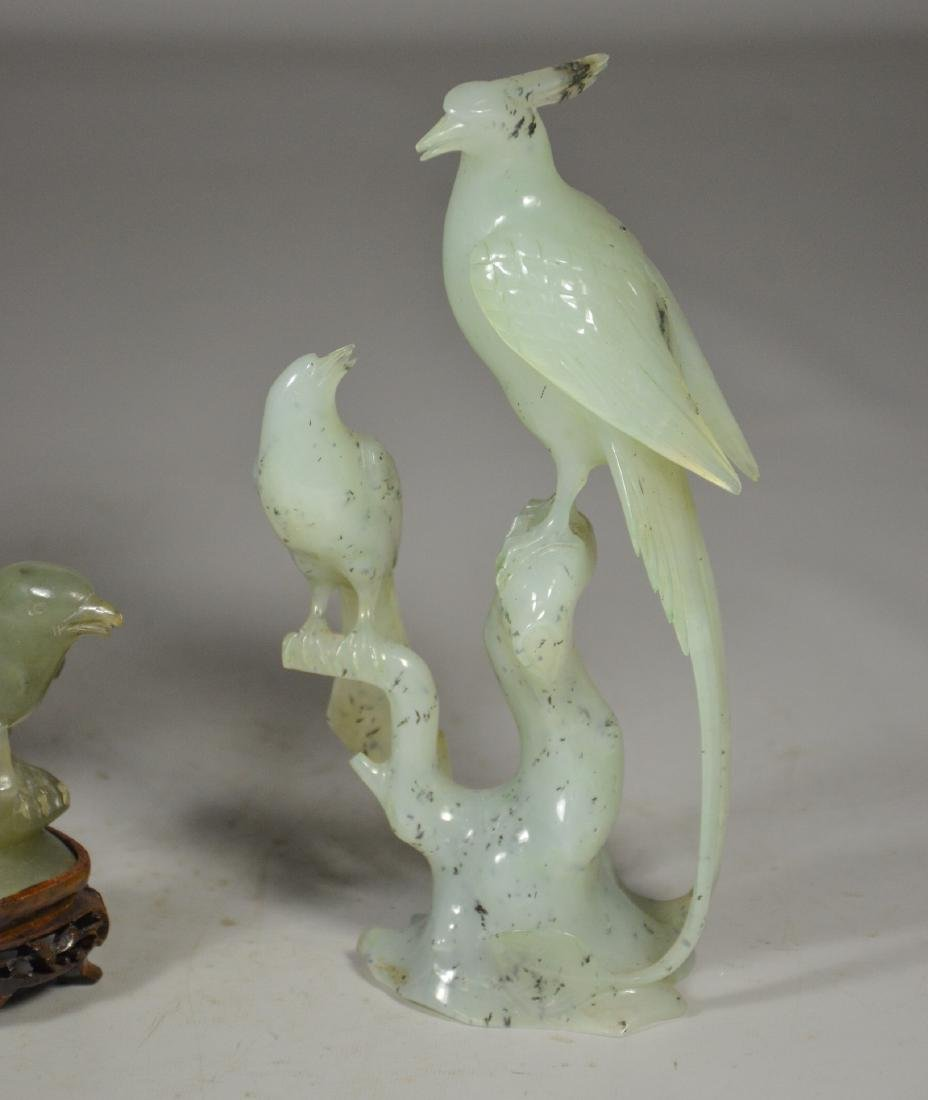 (5) Chinese Stone Carvings of Sage and Maiden - 6