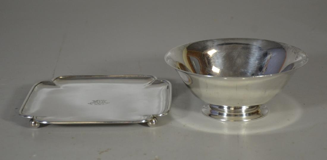 2 Pcs Tiffany & Co sterling silver - 2