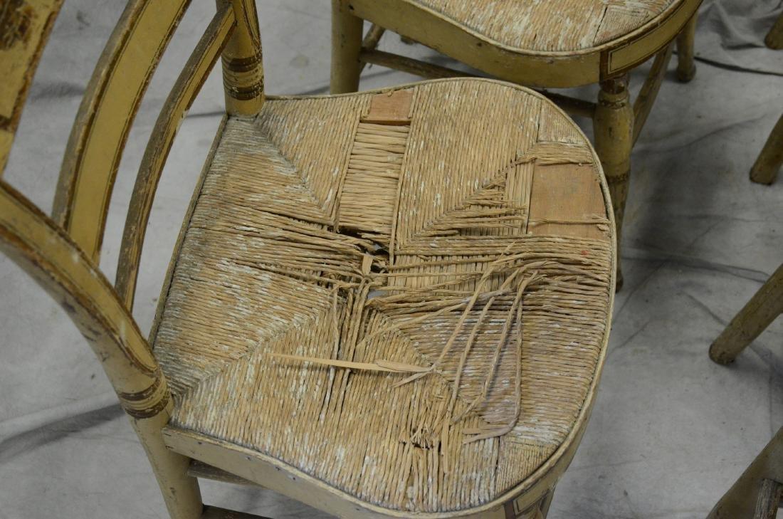 (11) Sheraton fancy chairs - 3