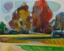 G Ralph Smith modern landscape painting