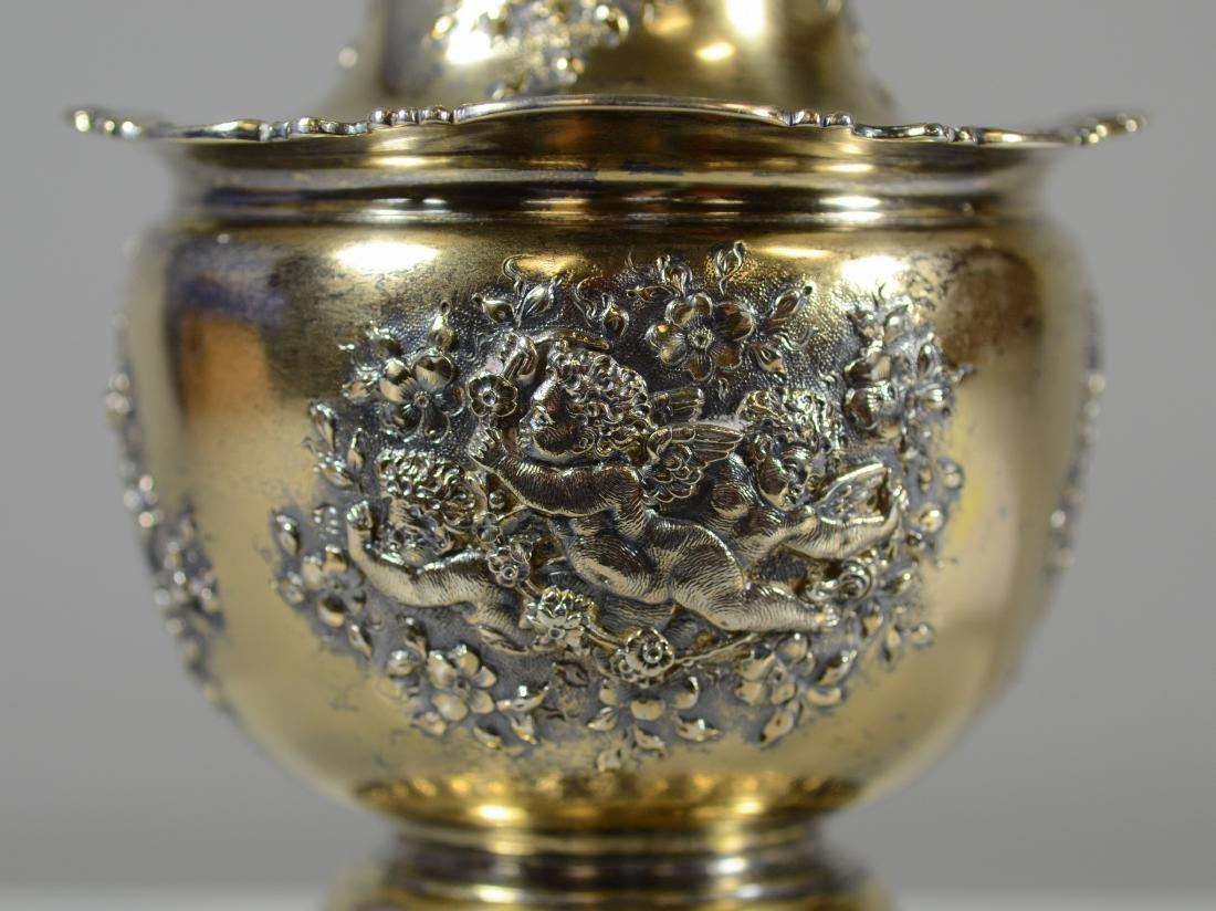 Tiffany & Co, Makers sterling silver bottle - 3