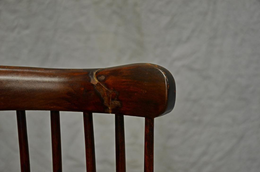 Elmwood English Windsor armchair - 2