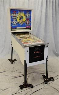 William 4 player Big Chief pinball machine