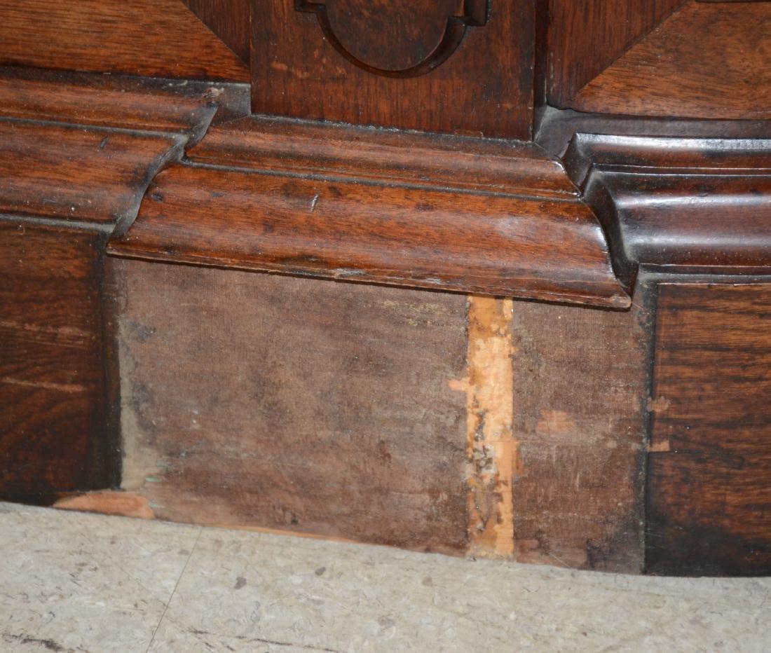 Walnut Victorian Renaissance Revival MT sideboard - 2