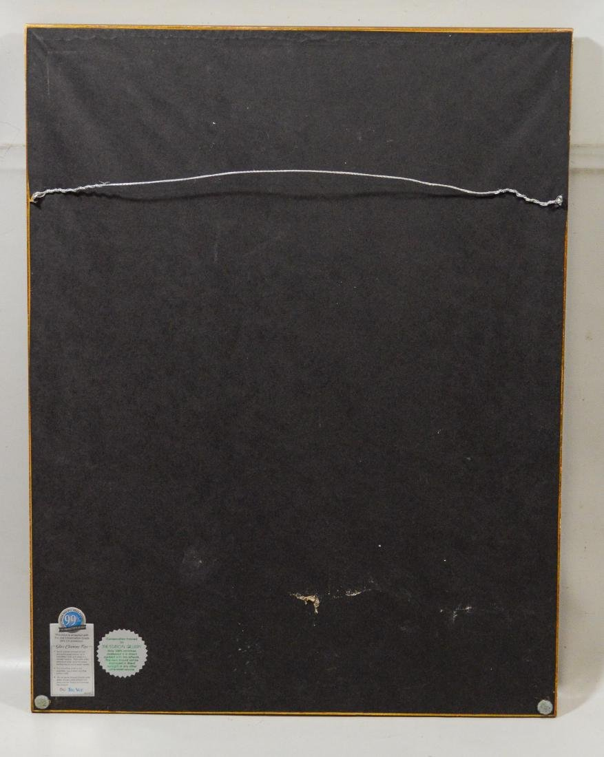 "J.T. Bowen, Hand-colored lithograph, ""Shar-I-Tar-Ish - 3"
