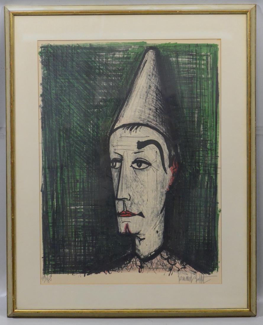Bernard Buffet (French, 1928-1999), color lithograph - 2