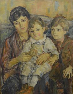 Theresa Ferber Bernstein, American, 1895-2002, o/c