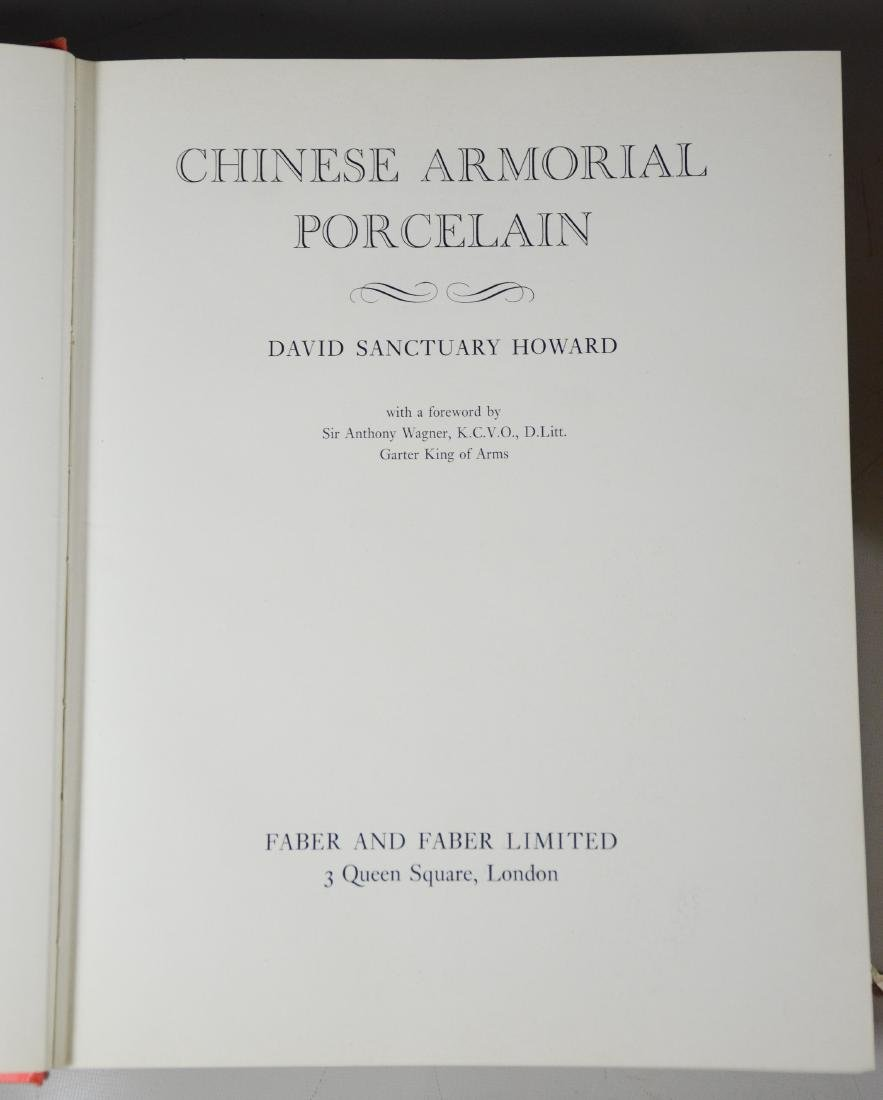 """Chinese Armorial Porcelain"", David Howard, 2 Volume - 2"
