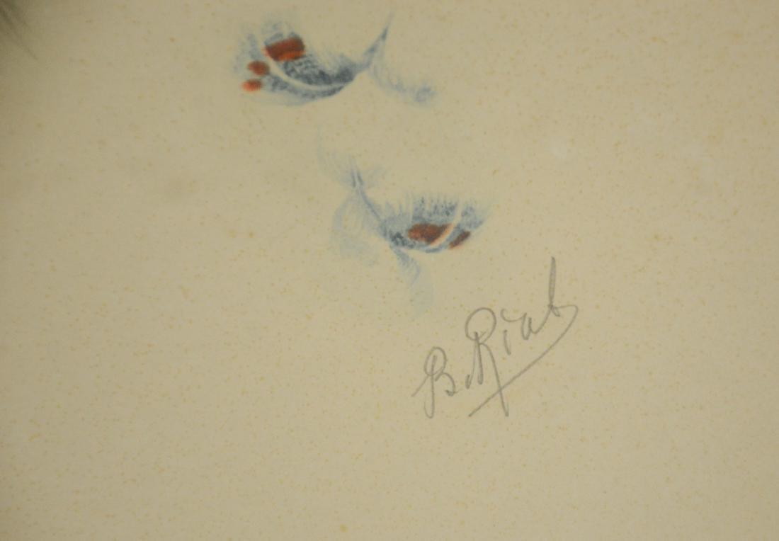 Boris Riab (French-Russian, 1898-1975), etchings - 4