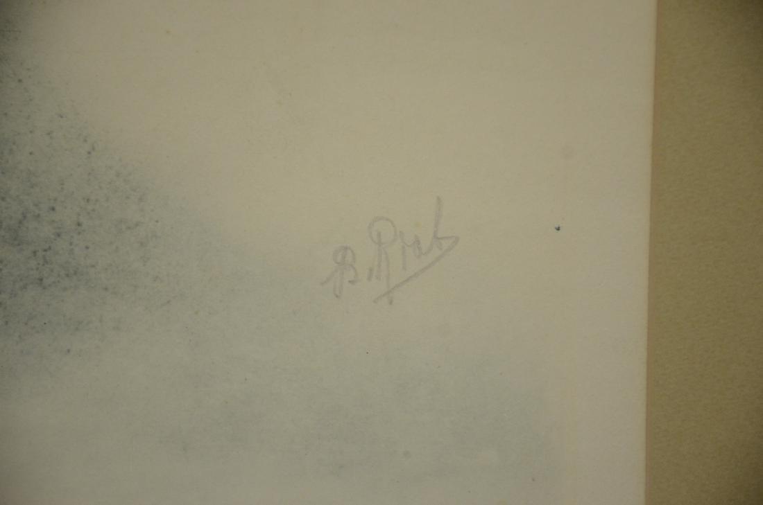 Boris Riab (French-Russian, 1898-1975), etchings - 6