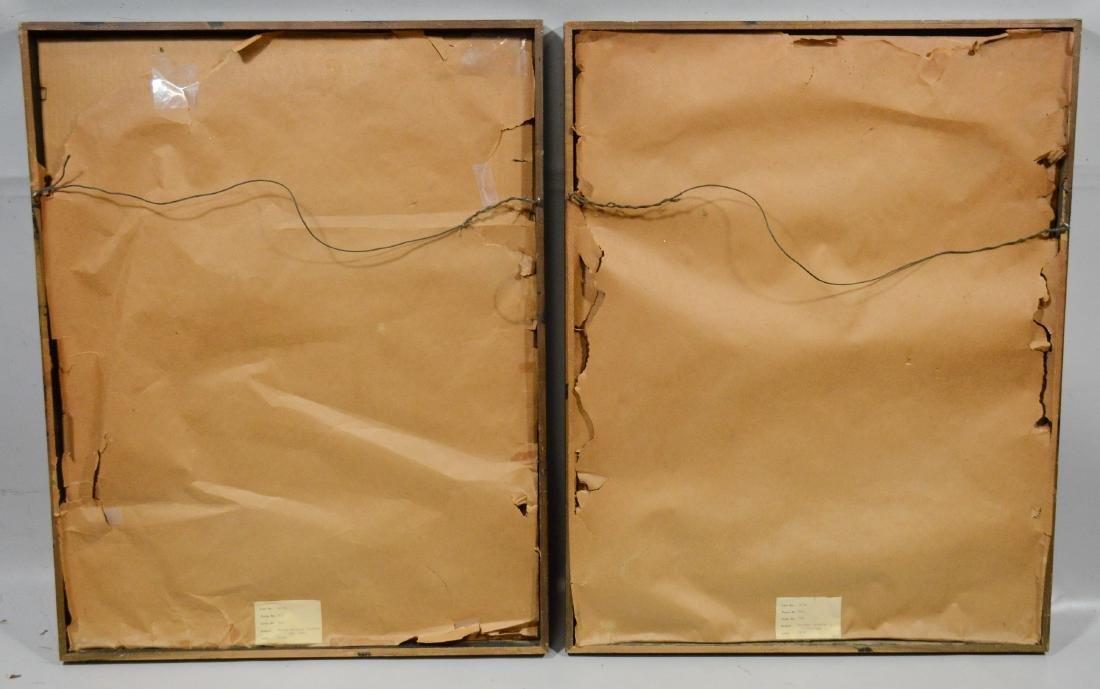 Boris Riab (French-Russian, 1898-1975), etchings - 8