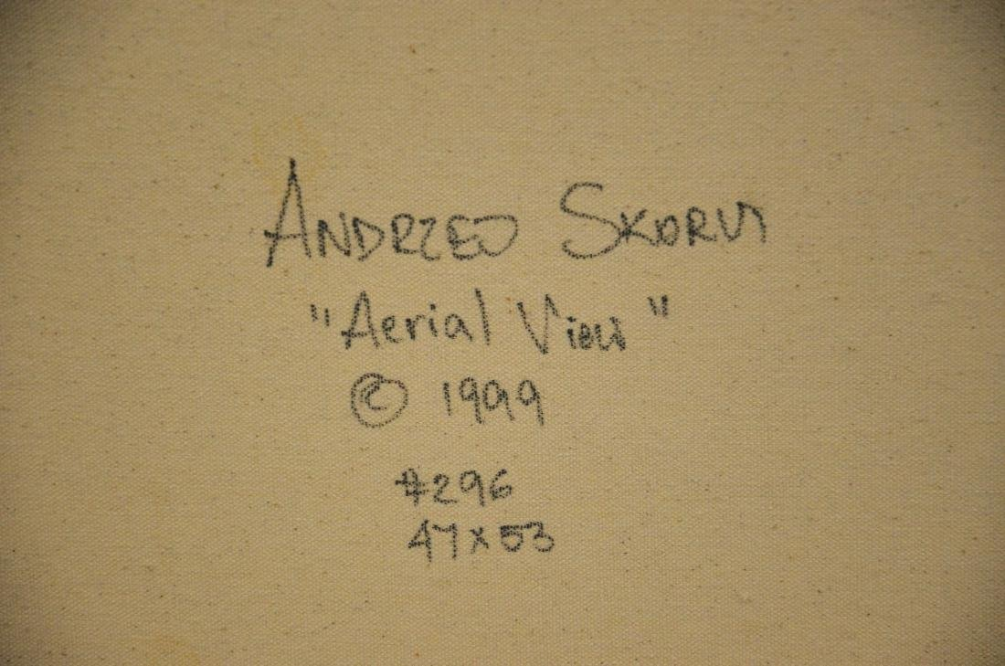 Andrew Scarot (American, b 1969), o/c - 5