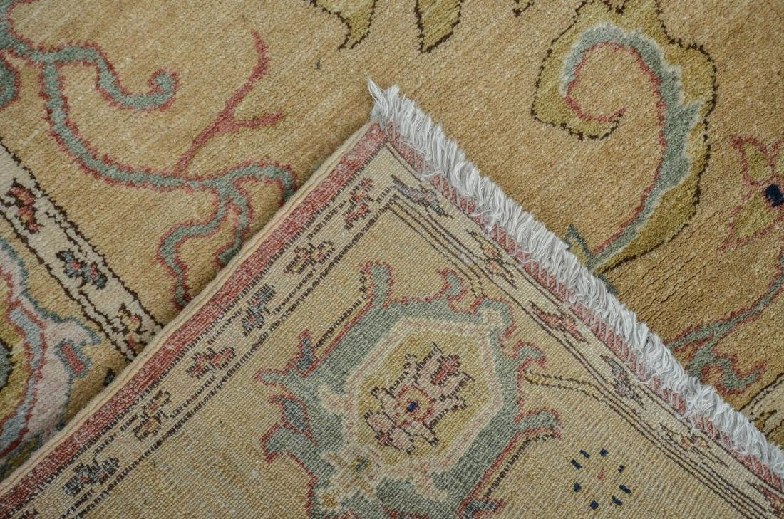 "Camel Turkish Runner; measures  4'3"" x 16'10"" - 3"