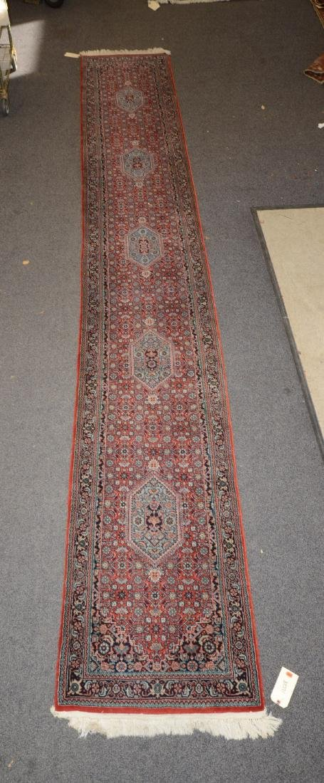 "2'7 ""x 17' Turkish runner, good condition"