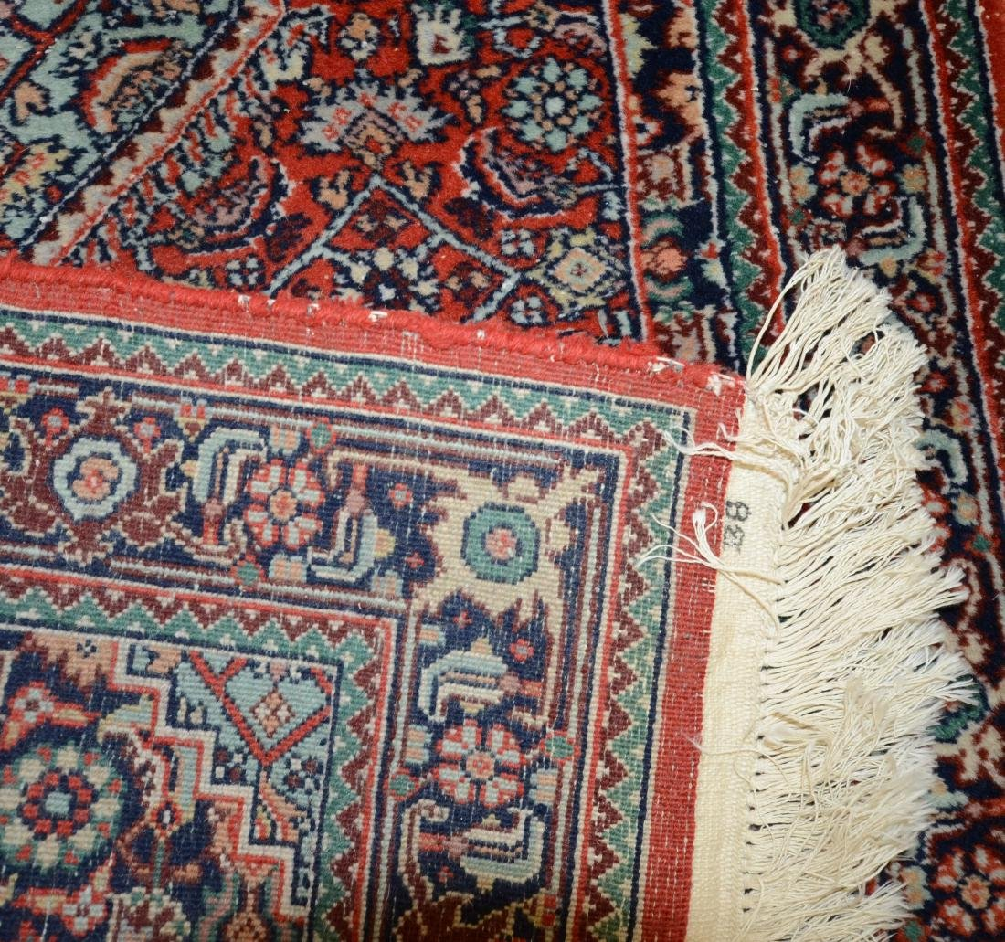 "2'7 ""x 17' Turkish runner, good condition - 2"