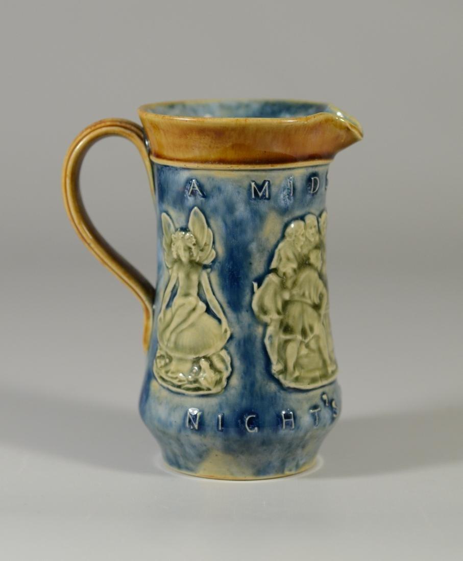 4 Royal Doulton stoneware pieces - 2